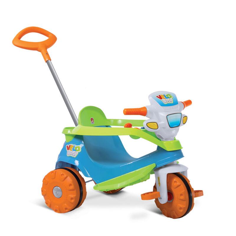 Triciclo Infantil Bandeirante - Velo Baby