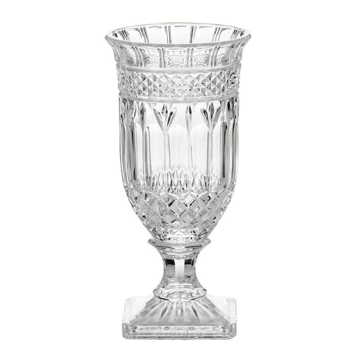 Vaso de Cristal Brandon Lyor 32,5cmX16cm
