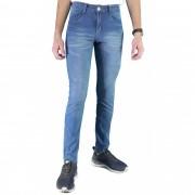 Calça Masculina Jeans Skinny Denim Blue  Conexão
