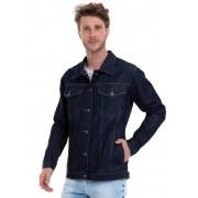 Jaqueta Masculina Jeans Premium Conexão