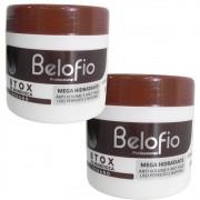 Belo Fio  VitalCap Kit BTOX Mandioca Vegano (2x 500g ) Conexão