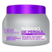 Máscara Hidratante Forever Liss Banho Pérola - 250g