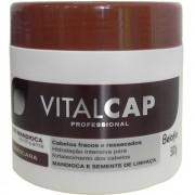 VitalCap Belo Fio SOS Mandioca  Máscara 500g  Conexão