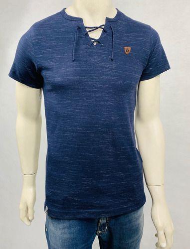 Camiseta Masculina Mesclada Conexão