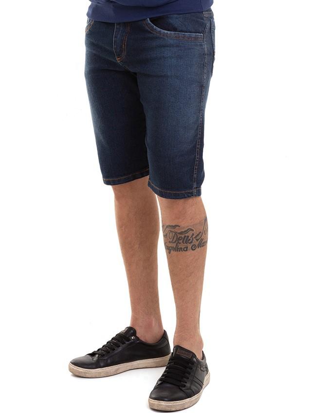 Bermuda Masculina Jeans Confort Conexão