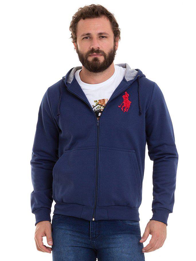 Blusa Masculina De Frio Moletom Exclusivo Conexão