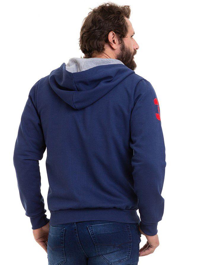 Blusa de Frio Masculina Moletom Exclusivo Conexão