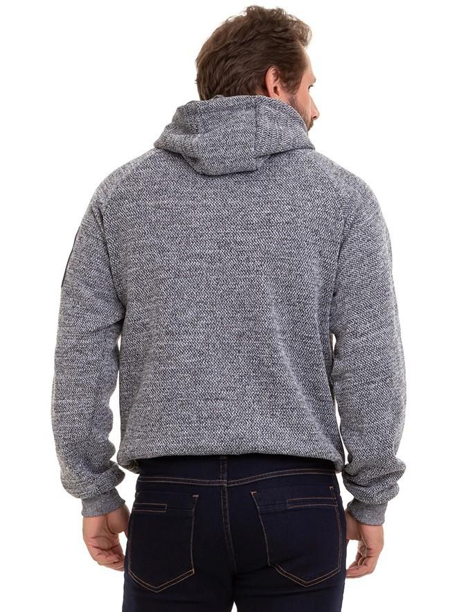 Blusa Masculina De Frio Moletom Diferenciado Conexão