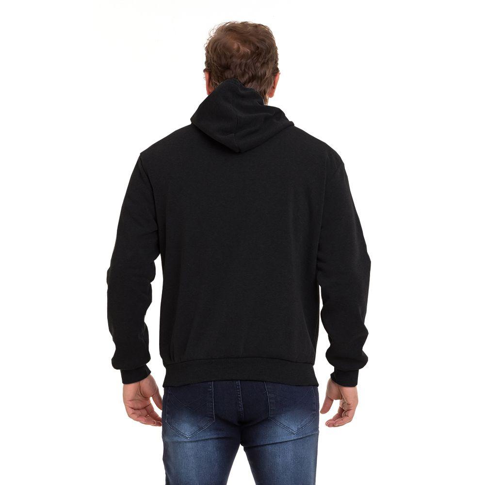 Blusão Moletom de Frio Masculino Conexão