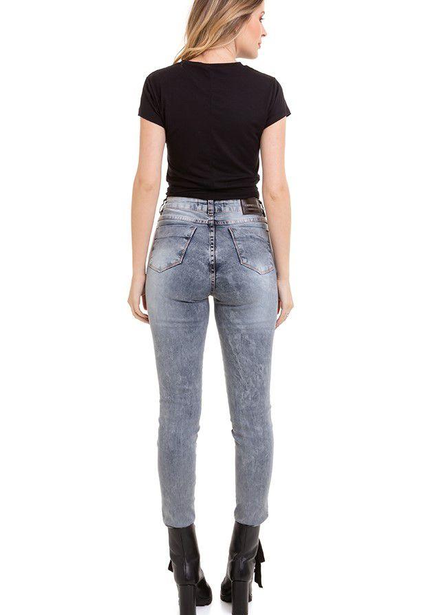 Calça Feminina Jeans Premium Conexão
