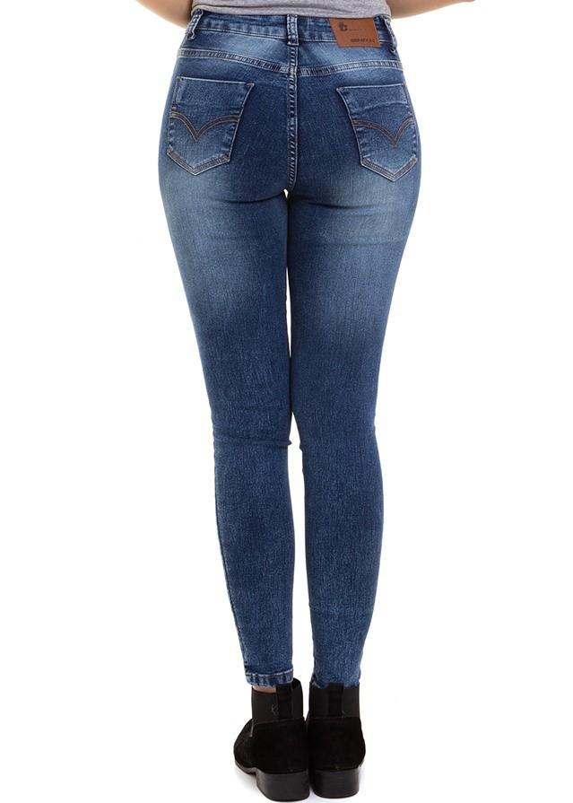 Calça Feminina Jeans Premium Skinny Conexão