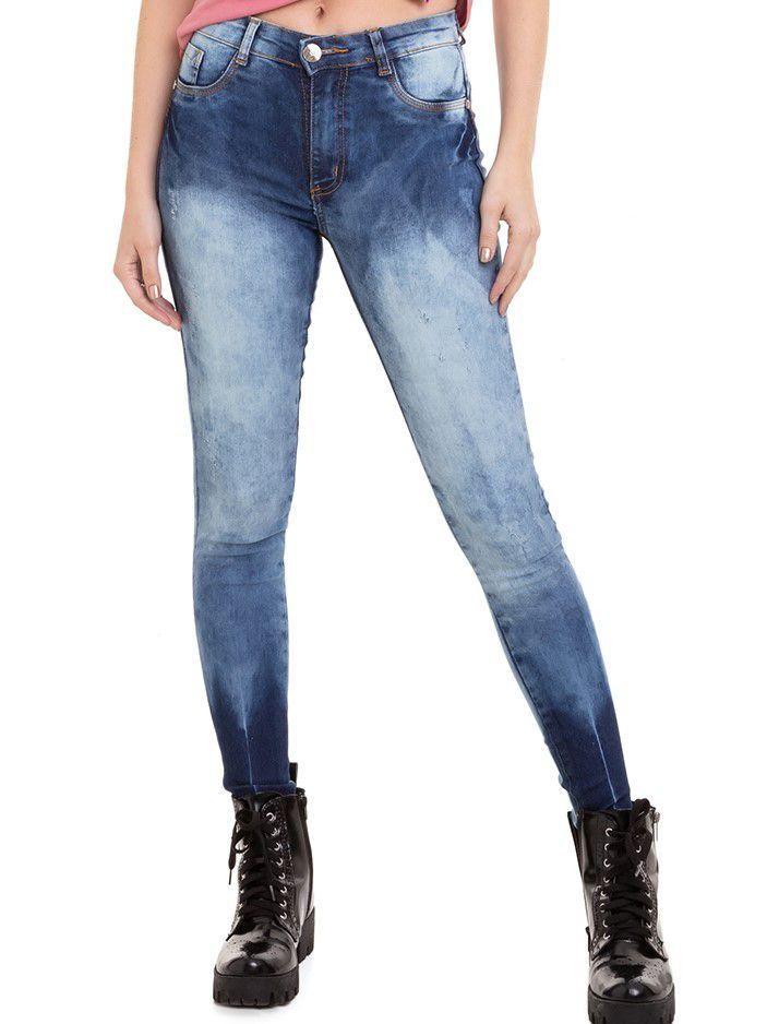 Calça Feminina Jeans Premium Original  Conexão