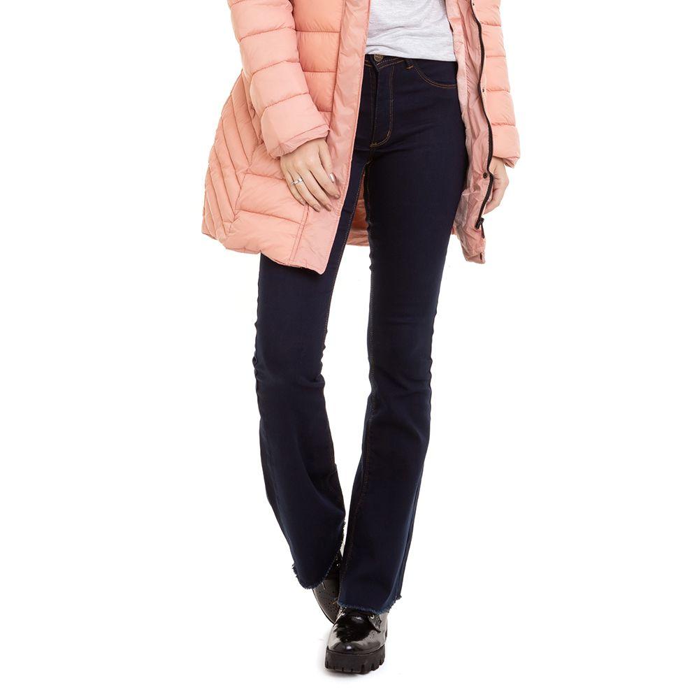 Calça Jeans Flare Feminina Conexão