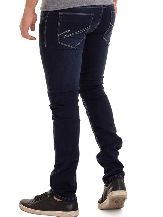 Calça Jeans Masculina Skinny  Premium Conexão