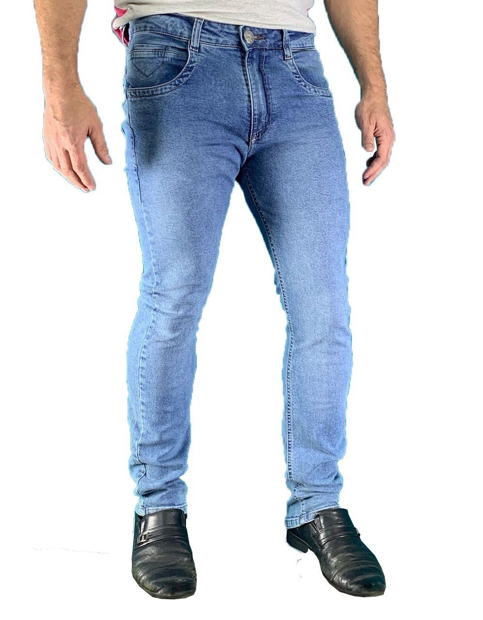 Calça Jeans Masculina Básico Premium  Conexão