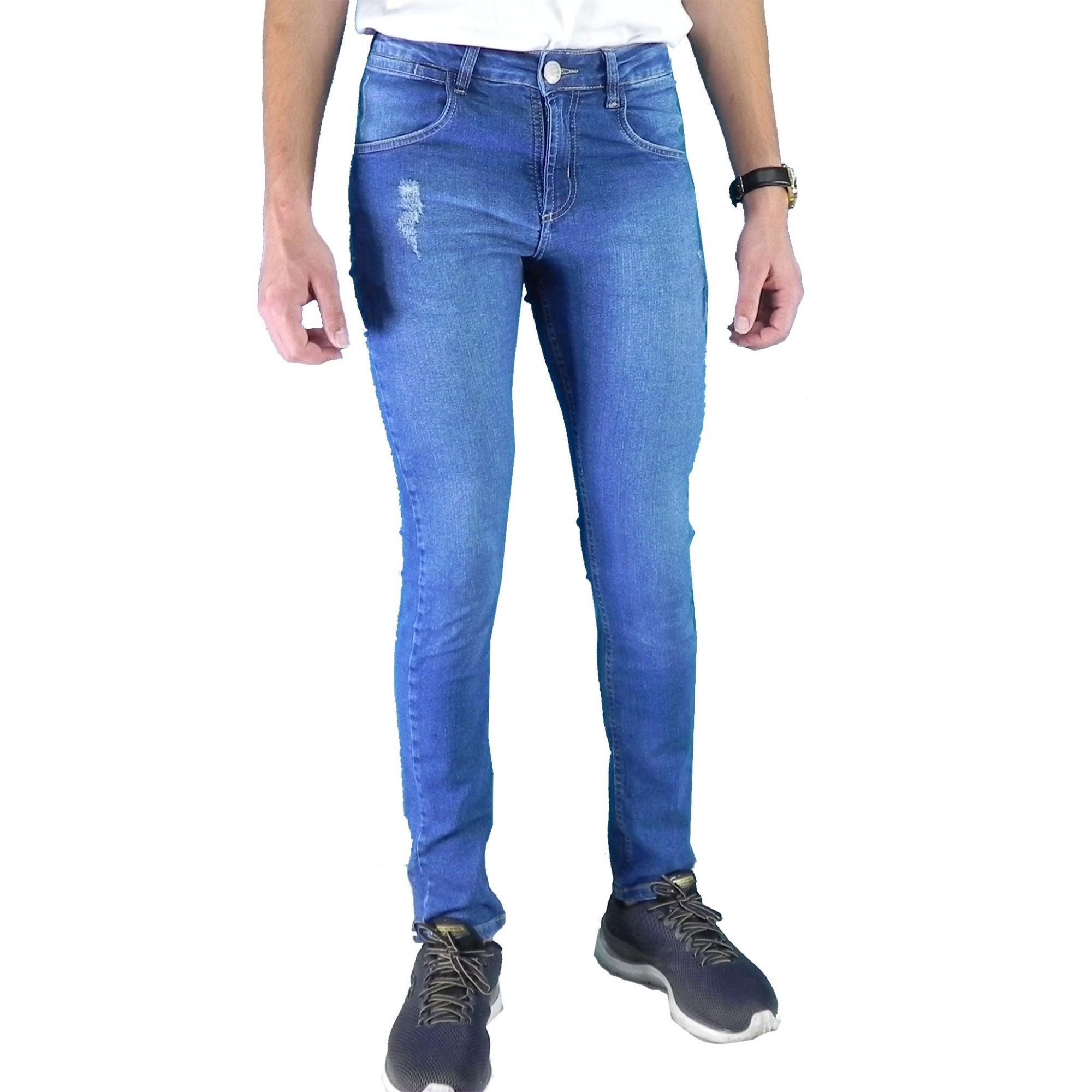 Calça Jeans Masculina Skinny Front Conexão