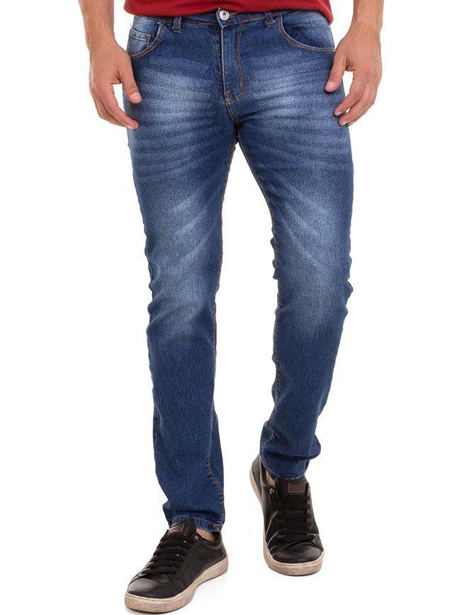 Calça Jeans Masculino Confort  Conexão