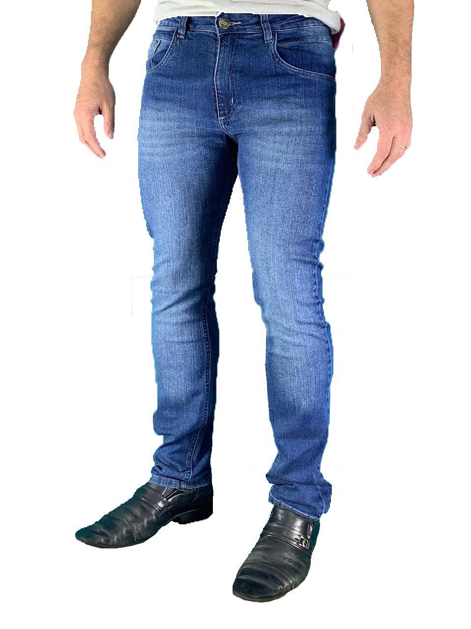 Calça Jeans Masculino Premium  Conexão