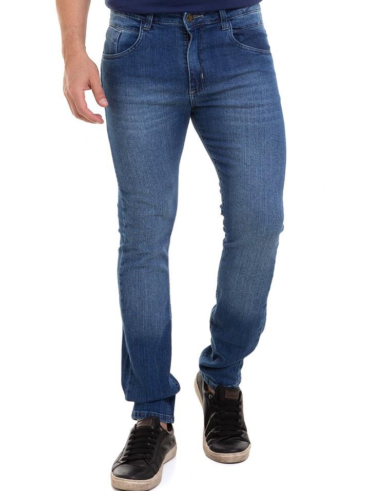 Calça Masculina Jeans Premium Skinny  Conexão
