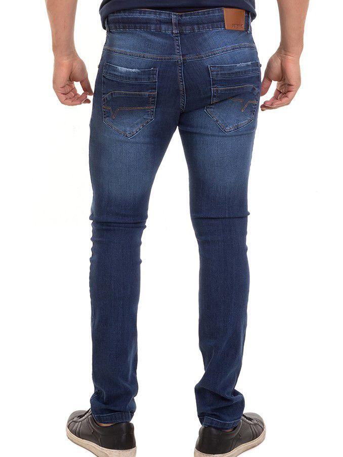 Calça Jeans Masculino Skinny Premium Conexão
