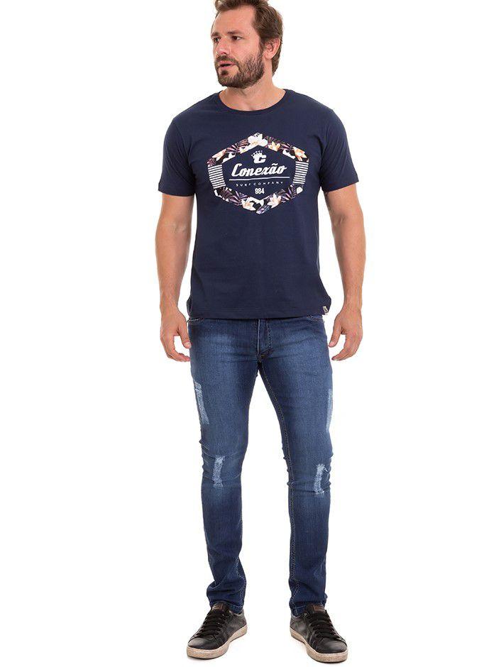 Calça Masculina Jeans Skinny Premium Conexão