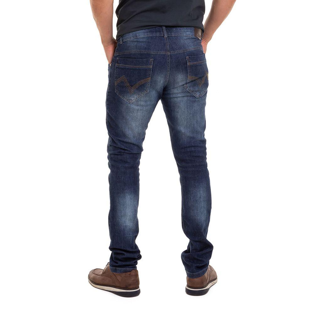 Calça Jeans Skinny Masculina Conexão