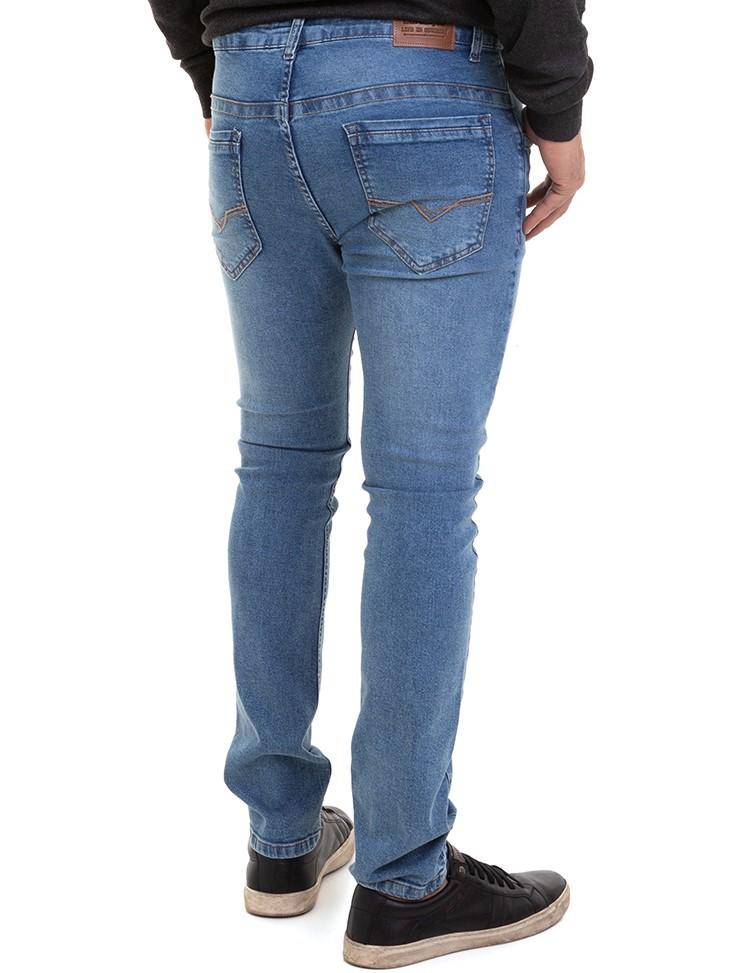 Calça Masculina Jeans Premium Básica Conexão