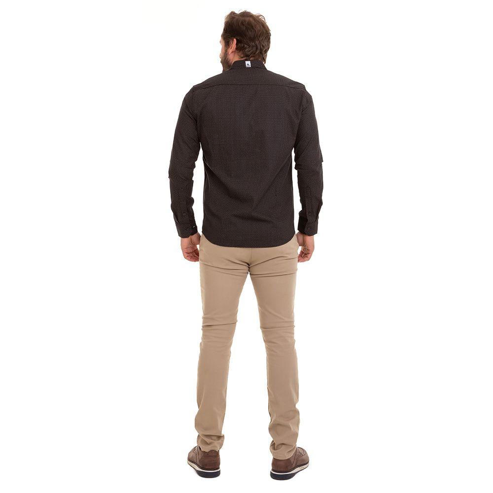 Calça Sarja Masculino Slim Conexão