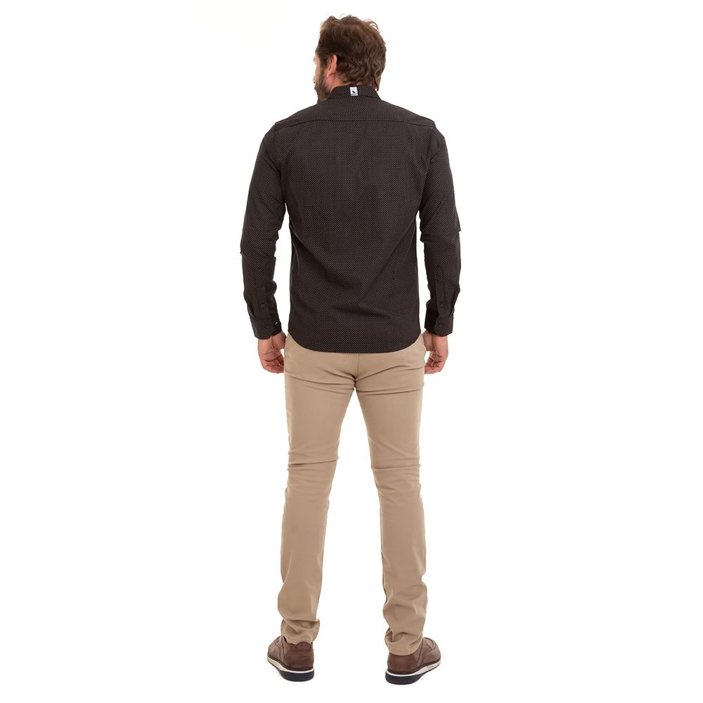 Calça Masculina Sarja Skinny  Conexão