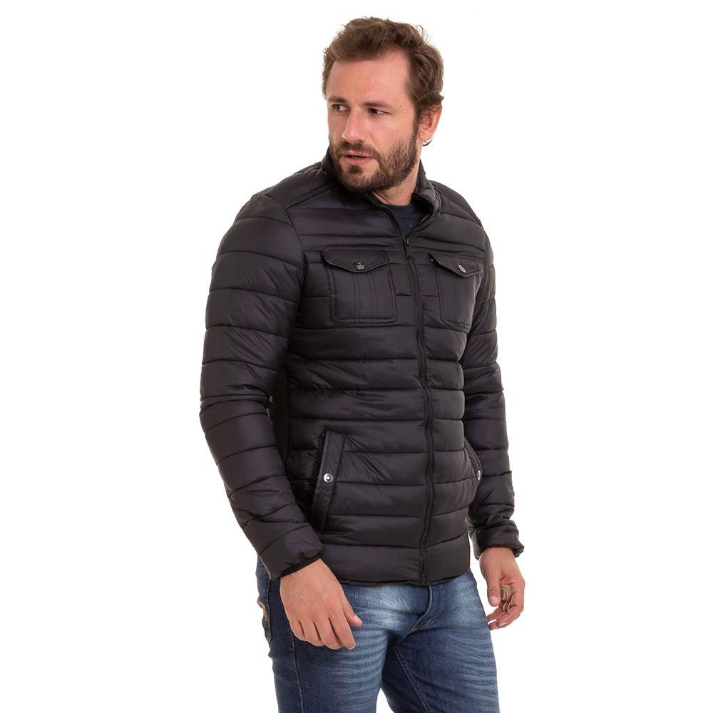 Jaqueta Masculina Puffer Inverno Conexão