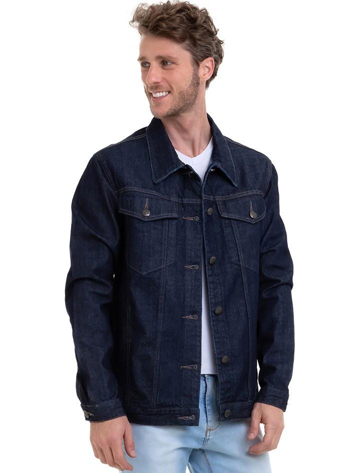 Jaqueta Masculina Jeans *Edição Limitada Conexão