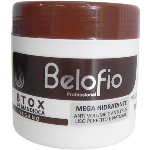 VitalCap Belo Fio Kit  SOS Mandioca + BTOX  Máscara (2x 500g) Conexão