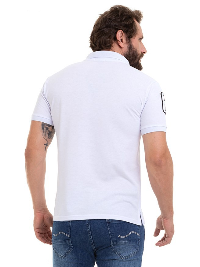 kit C/2 Camisa Masculina Manga Curta Conexão