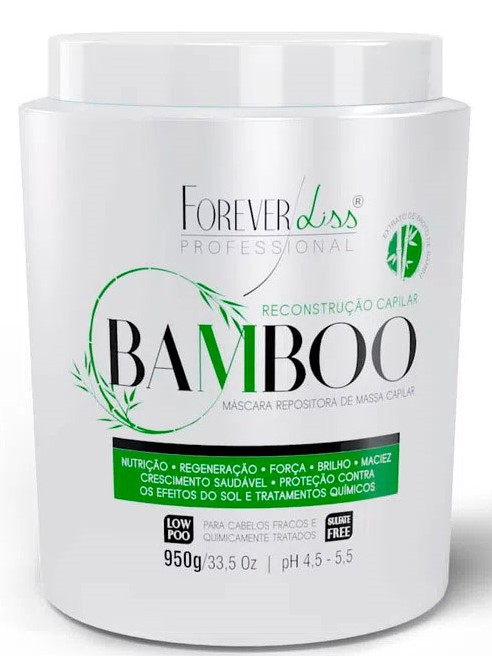 Máscara de Bamboo Regeneradora Forever Liss 950g
