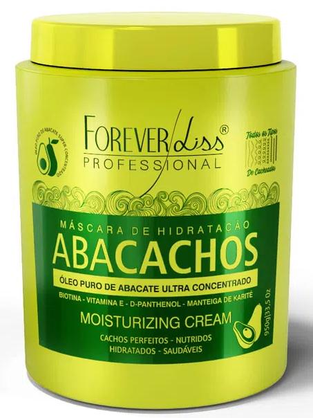 Máscara para Cacheados Abacachos 950G Forever Liss