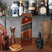 Whisky Johnnie Walker - Black Label - 12 anos - 1.000 ml