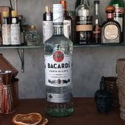 Rum - Bacardi - Carta Branca - 980 ml