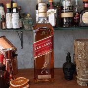 Whisky Johnnie Walker - Red Label - 8 anos - 1.000 ml