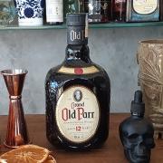 Whisky - Old Parr - 12 anos - 1 lt