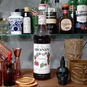 Xarope - Monin - Framboesa - 700 ml