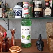 Xarope - Monin - Maçã Verde - 700 ml