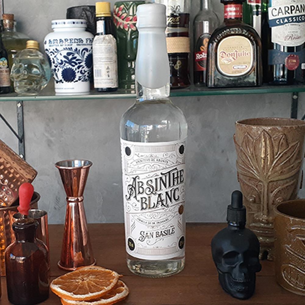Absinto - San Basile - Blanc - 700 ml  - DRUNK DOG DELIVERY