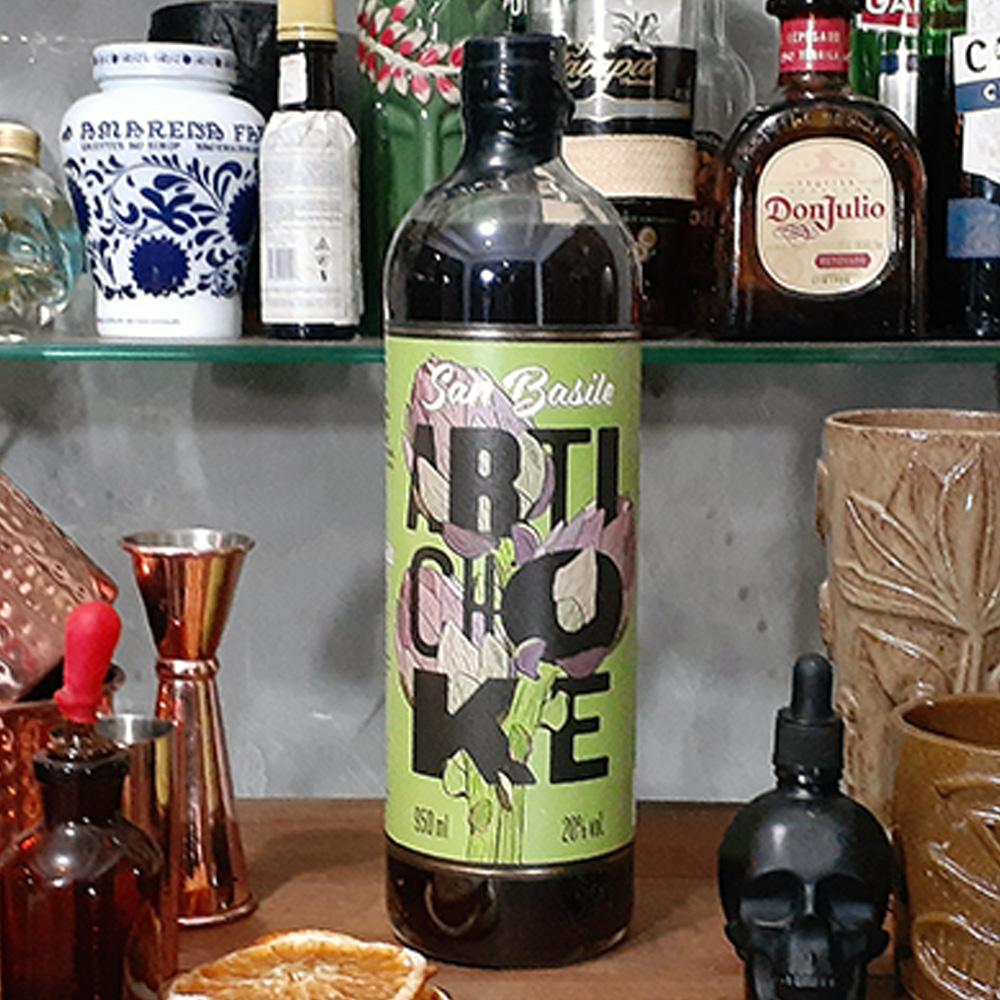 Aperitivo - Artichoke - San Basile - 950 ml  - DRUNK DOG DELIVERY