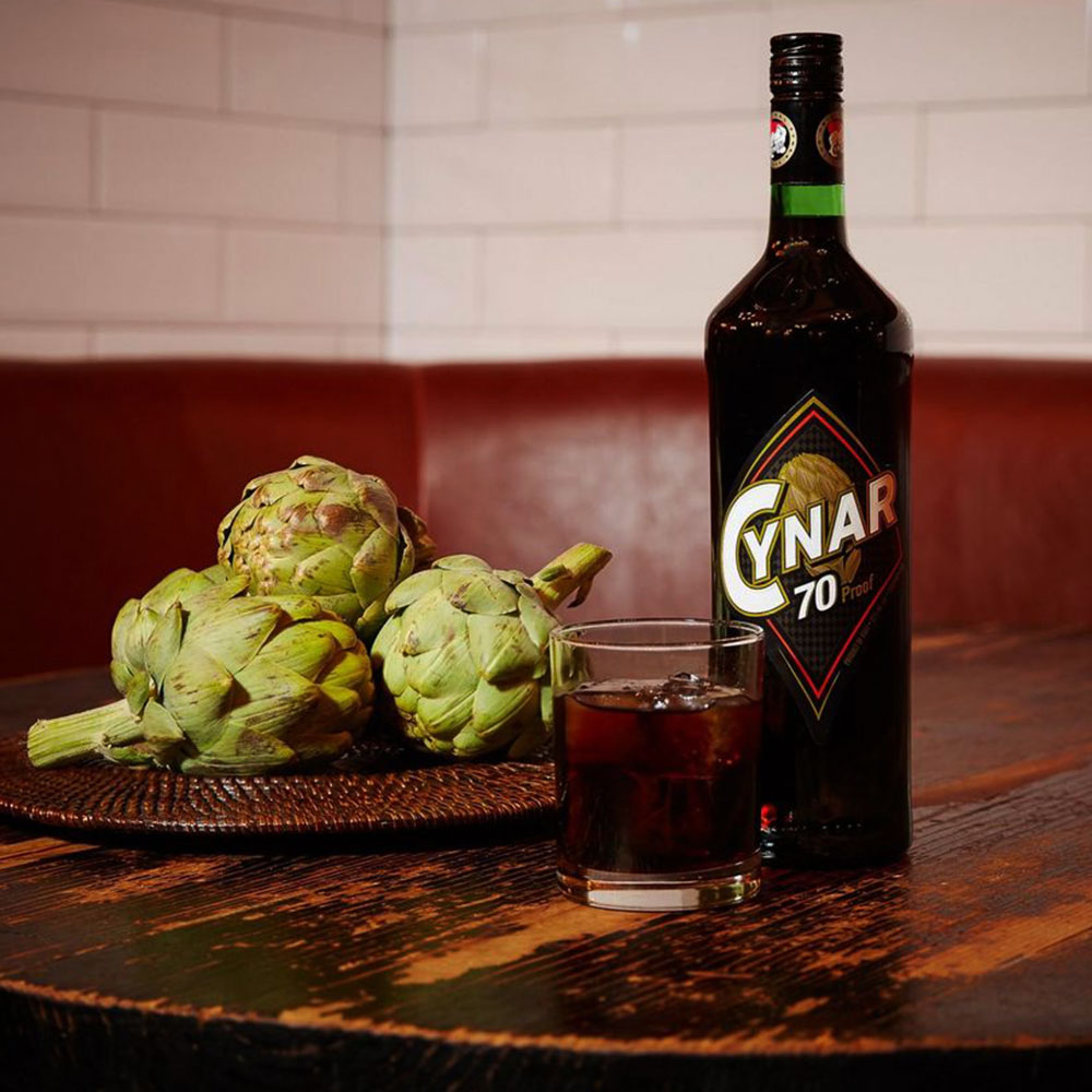 Aperitivo - Cynar 70 - Proof - 1.000 ml  - DRUNK DOG DELIVERY