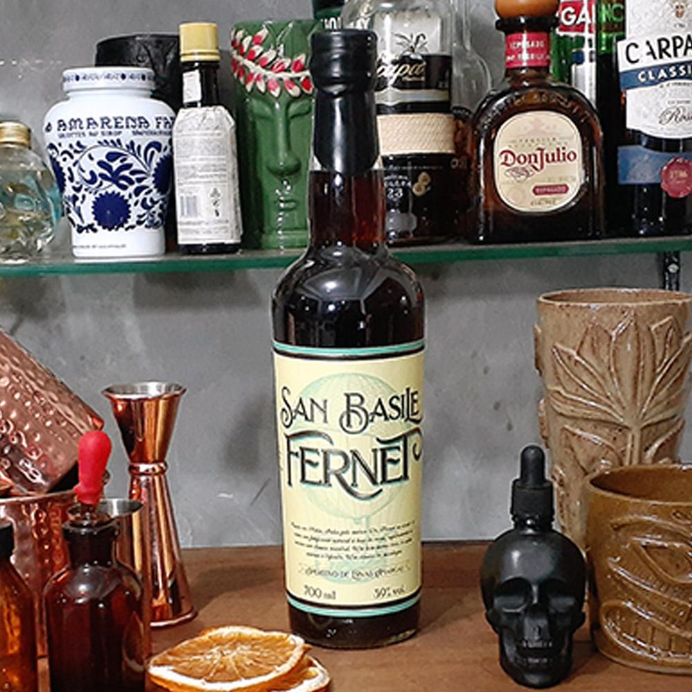 Aperitivo - Fernet - San Basile - 750 ml  - DRUNK DOG DELIVERY