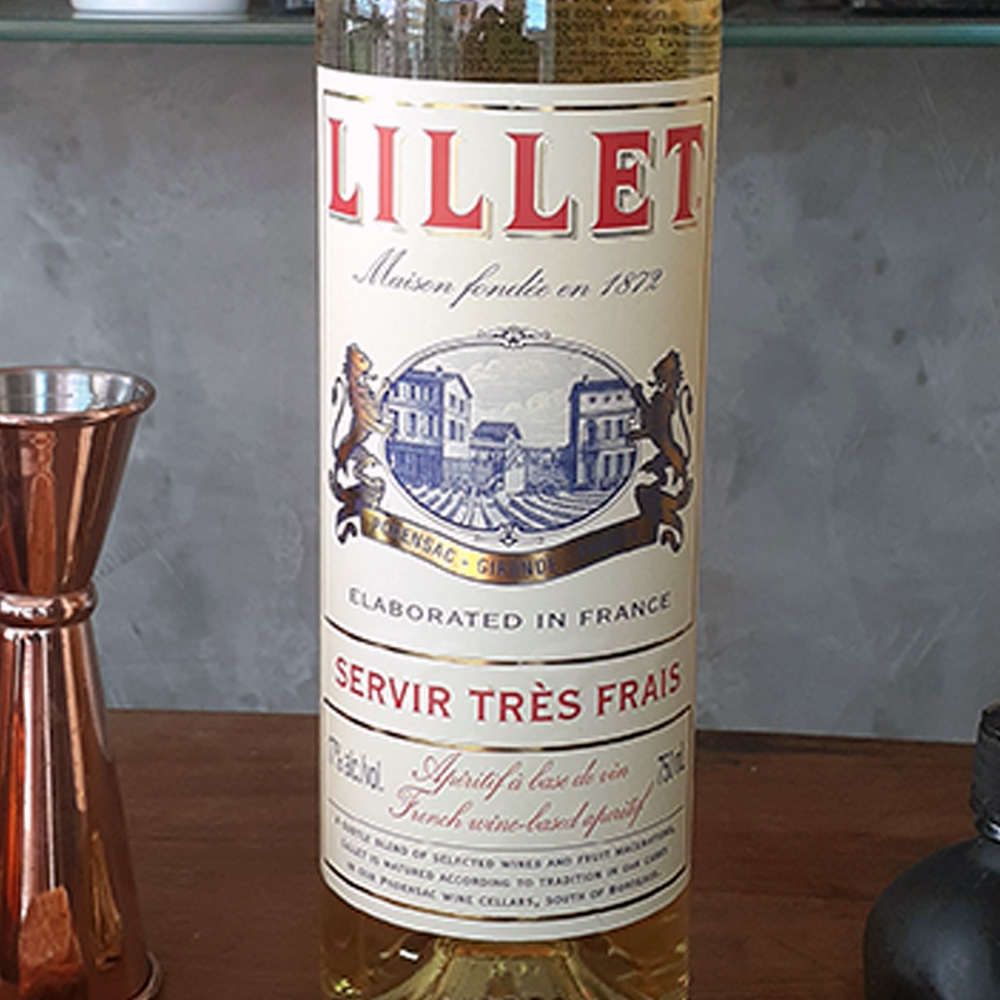 Aperitivo - Lillet Blanc - 750 ml  - DRUNK DOG DELIVERY