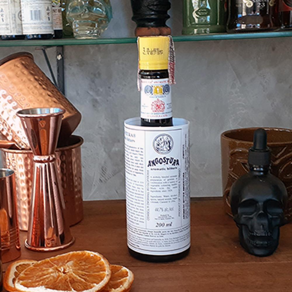 Bitter - Angostura - Tradicional - 200 ml  - DRUNK DOG DELIVERY