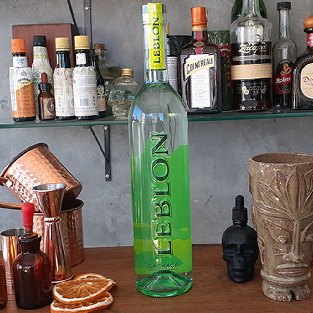 Cachaça - Leblon - 750 ml  - DRUNK DOG DELIVERY