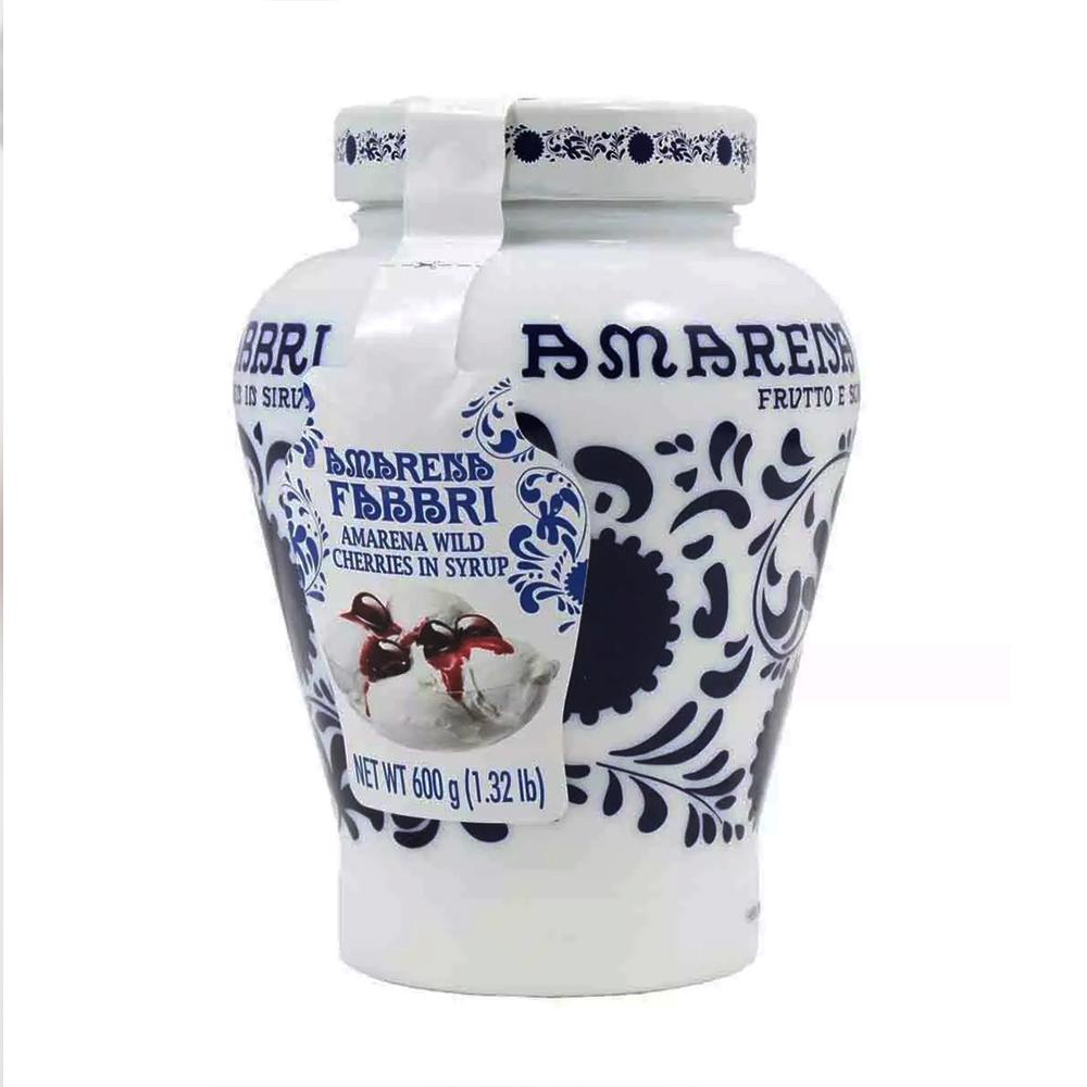 Conservas - Cereja Amarena Fabbri - 600 gr  - DRUNK DOG DELIVERY