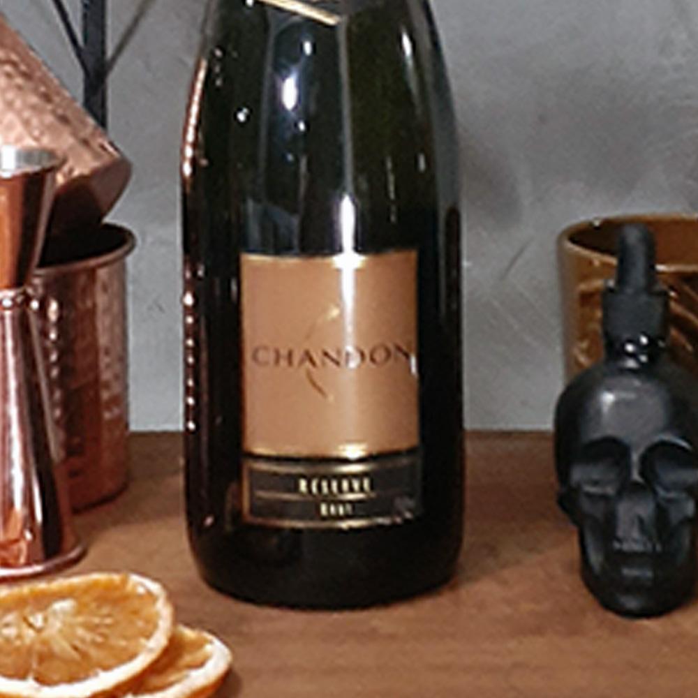 Espumante - Chandon - Brut - 750 ml  - DRUNK DOG DELIVERY